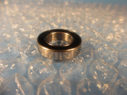 EZO 6801 2RS, 6801 RS, Japanese Single Row Deep Groove Ball Bearing (=2 NSK)