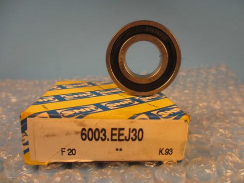 SNR 6003 EE, 6003EE J30, Deep Groove Design Bearing