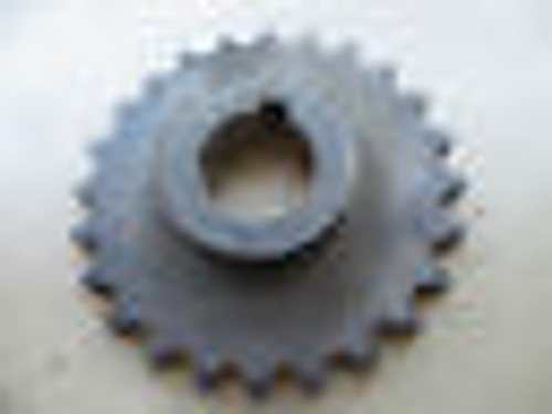 Martin 140B24, 140 B24, 140 Single Strand Chain, 24 Teeth,B Style,Steel Sprocket