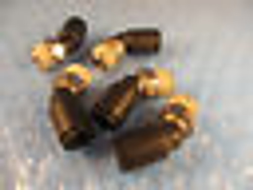 "Legris, Parker Lot of 5, 3113 08 13 Fitting, 45, XW68PL-6-4, 5/16""/8mm Tube x1/4"