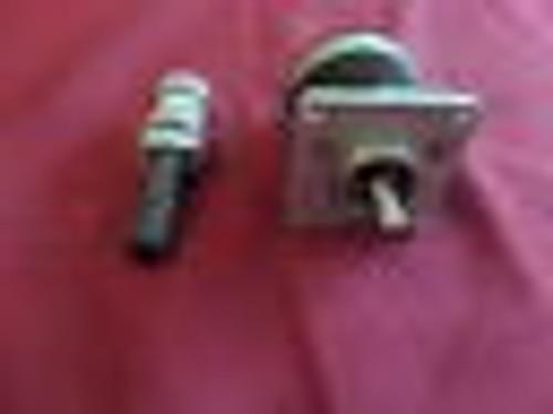 Accu-Coder, 725N-S-S-0500-Q-HV-1-F-N-EY-Y-N, Encoder
