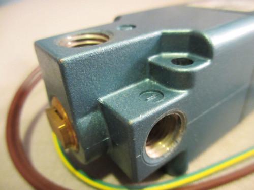 MAC, 275B-781 NAAR, Valve, 24VDC, 150PSI, 24W