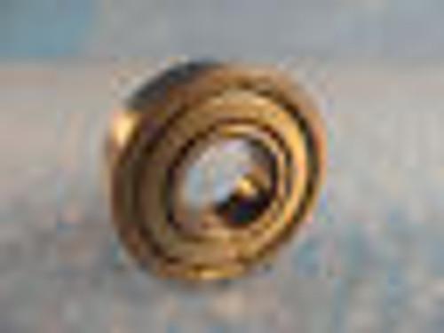 General Bearing, GBC,6001-77-30 E, 6001 ZZ E,Ball Bearing,Compare2 SKF 6001 2Z)