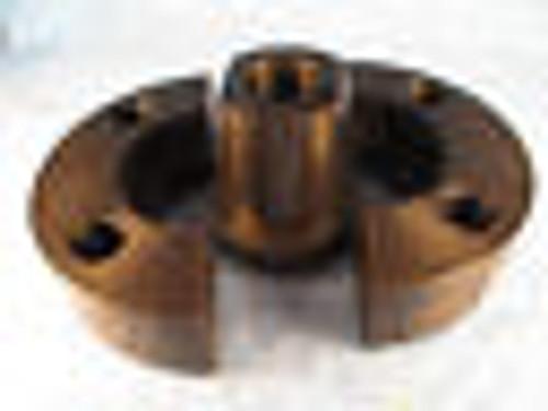 Misumi Floating Joint FJB22, FJB 22, 1045 Carbon Steel, Black Oxide