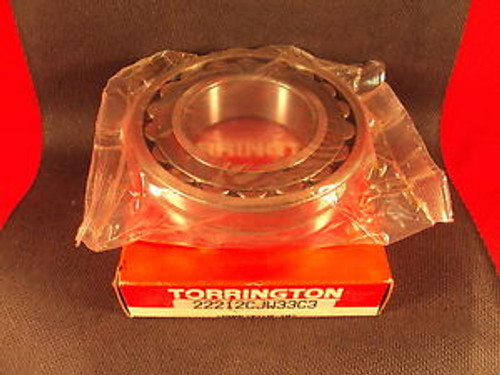 Torrington 22212CJ W33 C3 , 22212 CJ, Spherical Roller Bearing