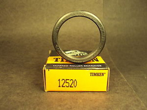 Timken 12520, Tapered Roller Bearing Cup