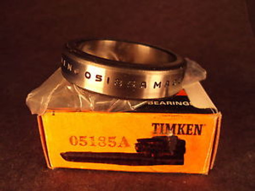 Timken 05185A Tapered Roller Bearing Cup