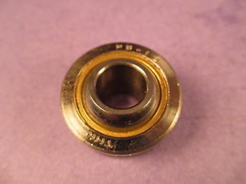 THK, PB12 Spherical Plain Bearing 12x30x12/16 Miniature Plain Bearings
