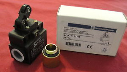 Telemecanique, XCK T121H7, Limit Switch