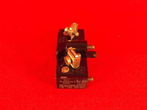 SQUARE D 9001KA2, 9001 KA2, Contact Block, Series C