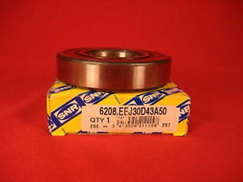 SNR 6208 EE J30, 6208EE, Deep Groove Roller Bearing