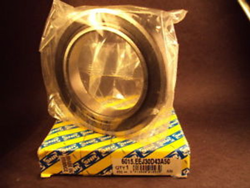 SNR 6015 EE J30D43A50 Bearing,(Compare2 SKF 6015 2RS)