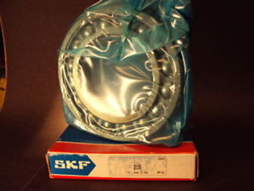 SKF 215, Single Row Radial Bearing