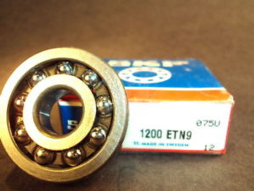 SKF 1200 ENT9, Double Row Self-Aligning Bearing, ENT 9