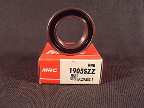 MRC 1905SZZ, 1905 SZZ,Double Row Ball Bearing