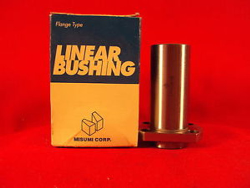 MISUMI LHICW16, LHICW 16, Flanged Linear Bushings