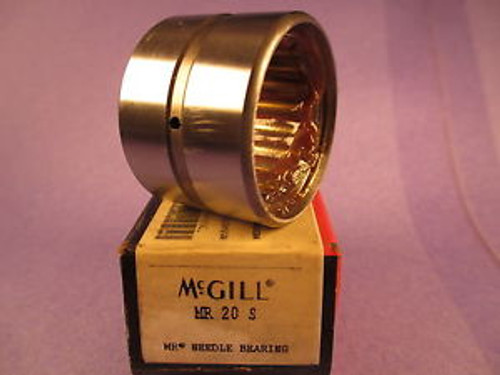 McGill MR 20 S, MR20, MR Series CAGEROL Bearing, Outer Ring & Roller Assembly