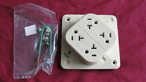 Hubbell, HBL 420H, Receptacle