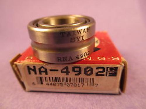CONSOLIDATED, SYI, NA4902, NA 4902,Needle Roller Bearing w/Inner Ring,=2 SKF,INA