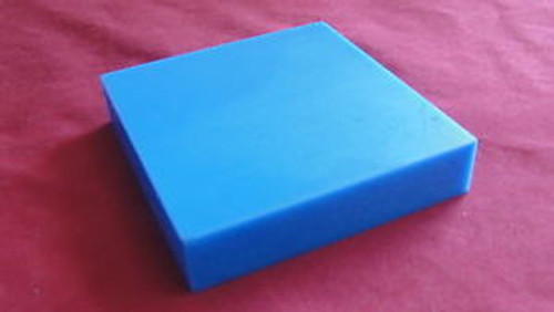 Blue Nylon Plates