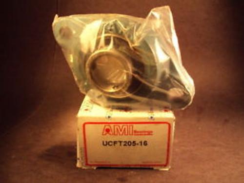 AMI, ASAHI, UCFT205-16, UCFT 205 16, 2-Bolt Flange Unit