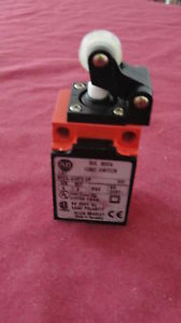 AB, Allen Bradley, 802A-A14P3-S9, Limit Switch