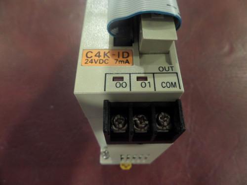 Omron, C4K-ID, Input Module