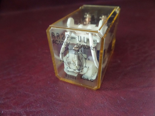 Idec, RR2P-UL-AC230, General Purpose Relay