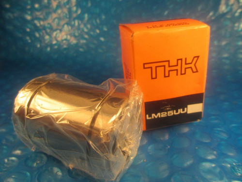 THK, LM25UU, LM25 UU, Linear bushing,