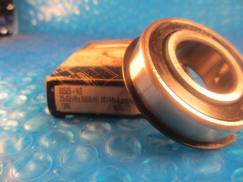 Peer 88505NR, 88505 NR, 2RS, Wide Inner Ring Bearing (see MRC 488505)