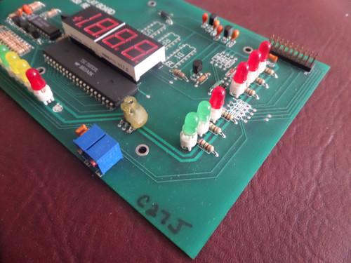 Anderson Instrument, 56000-A50, Rev B, Display Board