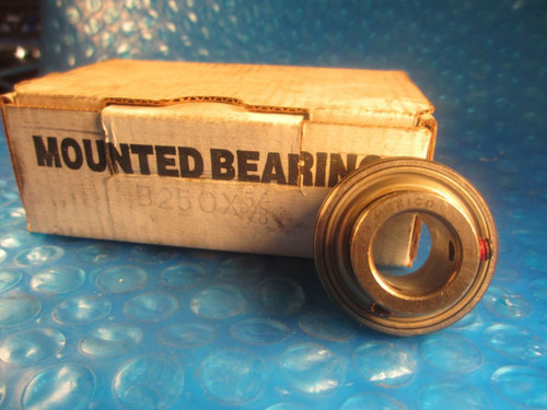 Hub City B250- 5/8 Ball Bearing Insert