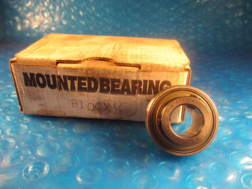 Hub City B100- 5/8 Ball Bearing Insert