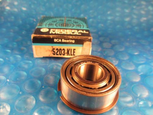 Federal 5203KLE, 5203 KLE,Double Row Ball Bearing(see SKF 5203 A NR,Fafnir KG)