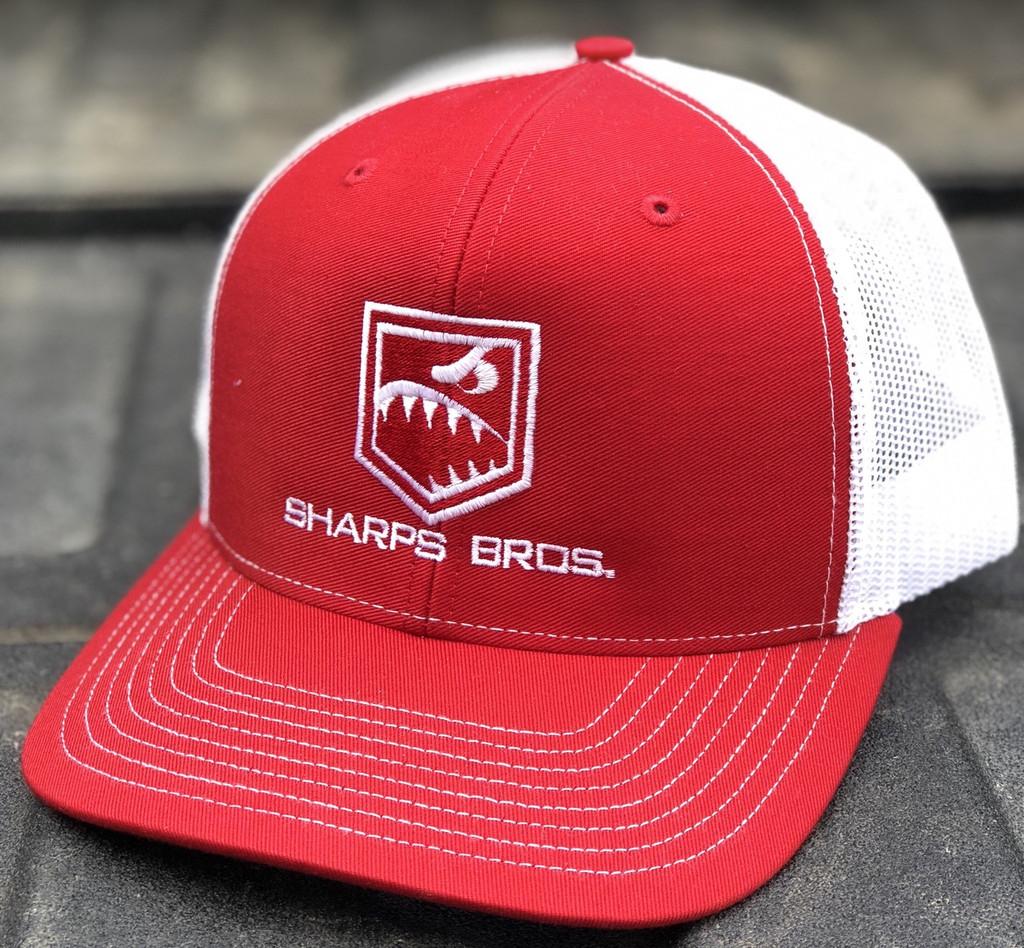 Hat (Red/White)