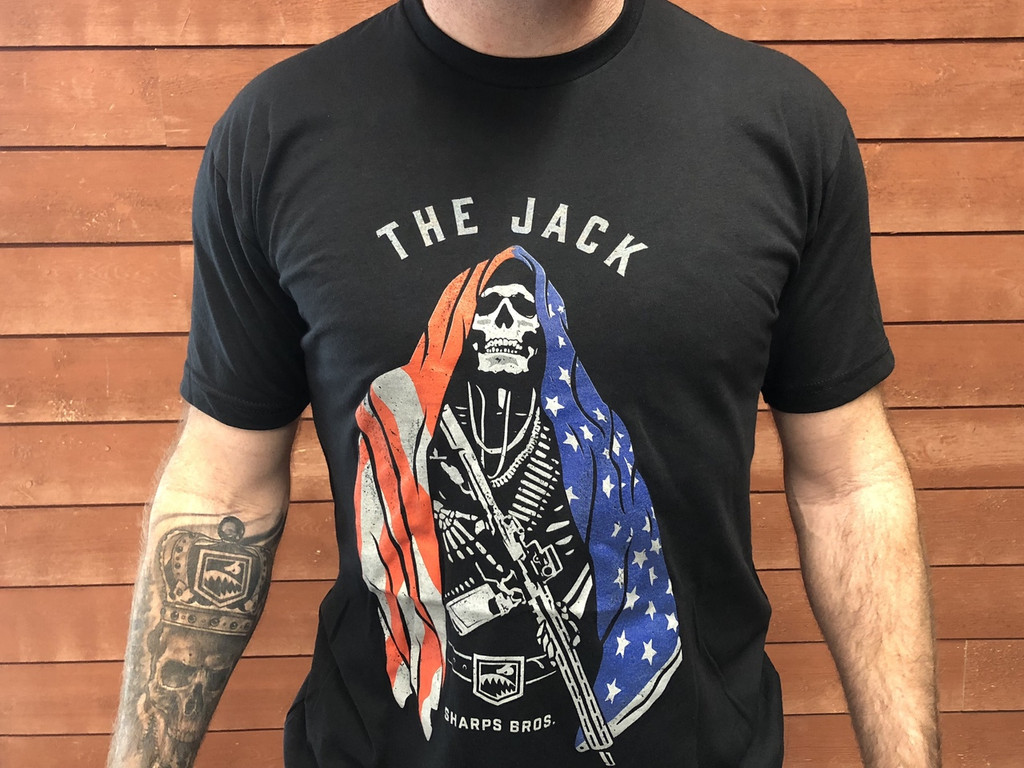 T-Shirt: The Jack (Black)