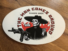 Decal (Man Comes Around)
