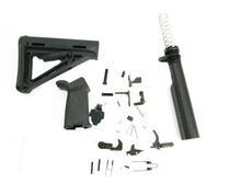 PSA AR10 MOE+  Lower Build Kit