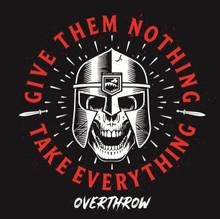 Overthrow (Black)