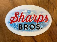Decal (Sharps Bros - Cascades)