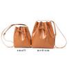 Chianti Bucket Bag Medium (CAMEL)