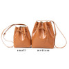 Chianti Bucket Bag Small (CAMEL)