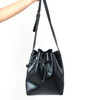 Chianti Bucket Bag Small (BLACK)