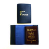 Passport Sleeve: Born to Wander Navy