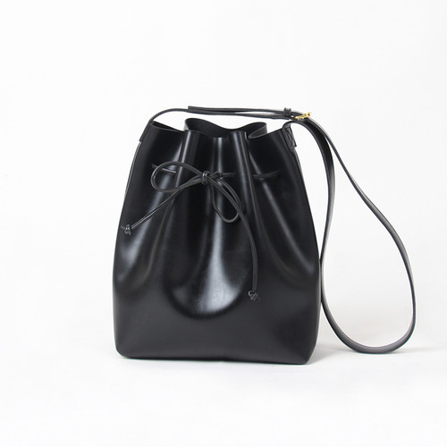 Chianti Bucket Bag Medium (BLACK)