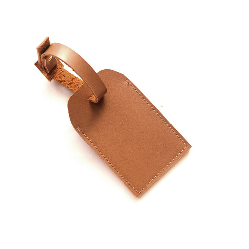 Luggage Tag Mocha