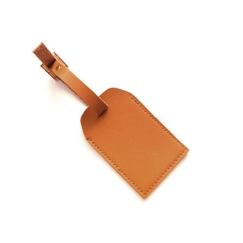 Luggage Tag Tan