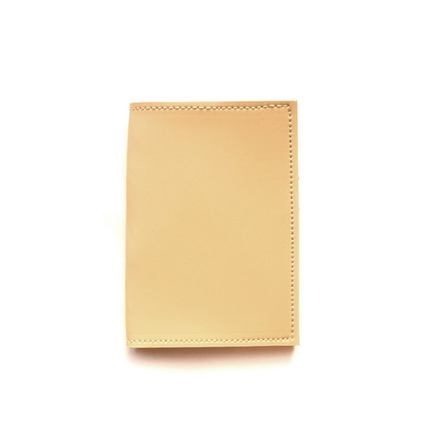 Passport Sleeve Beige