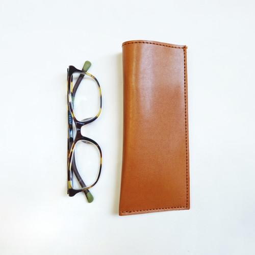 Eyewear  Case Tan