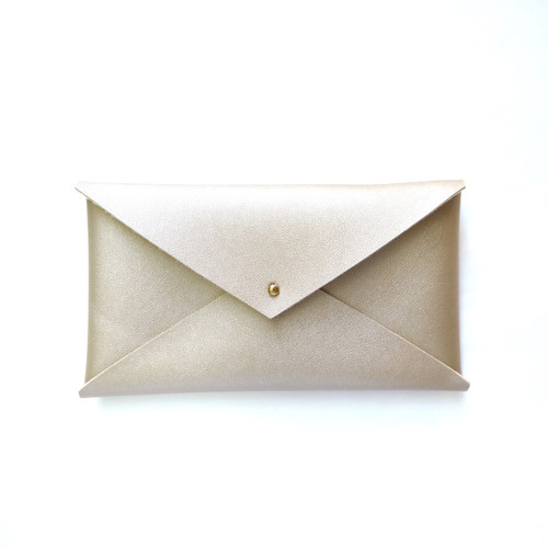Envelope Clutch Rose Gold